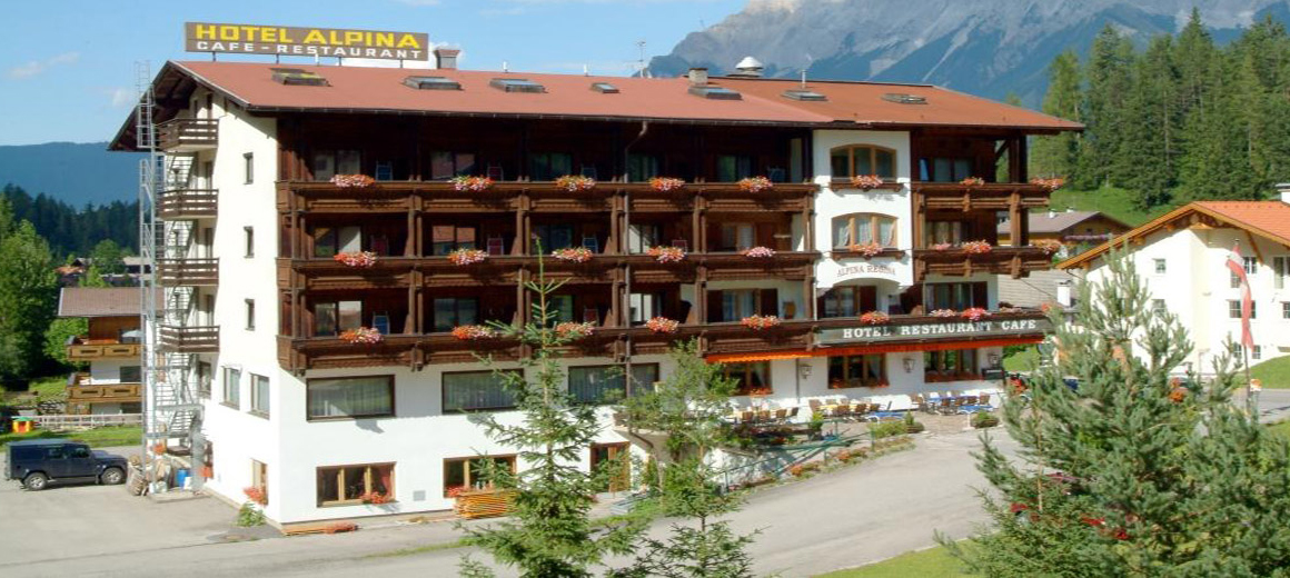AlpinaRegina The Cozy Hotel In Tirol - Alpina hotel